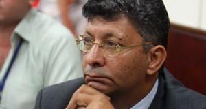 إبراهيم نوراه المتحدث الرسمى لحزب الجبهة الديمقراطية