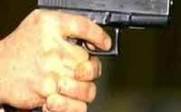 سطو مسلح -----تهديد بالسلاح- قتل