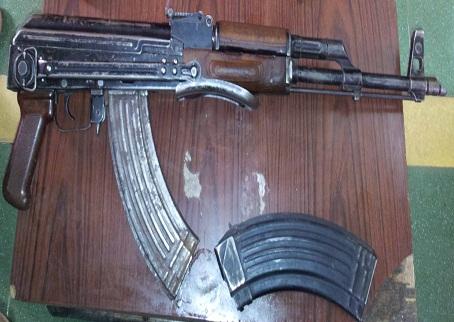 سلاح الى