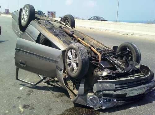 حادث-انقلاب-سيارة1