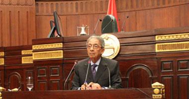 د. عمرو موسى رئيس لجنة الخمسين