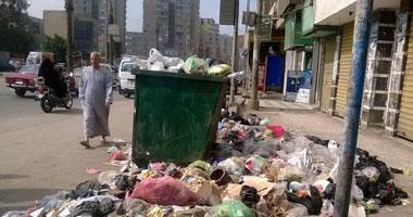 أهالى الزقازيق يشكون من انتشار القمامة.. ويطالبون برد رسوم النظافة لهم