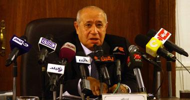 الدكتور محمد أبو شادى وزير التموين