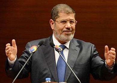 الدكتور محمد مرسي، الرئيس المعزول