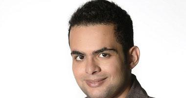 المتسابق المصرى محمود محيى