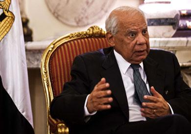 رئيس الوزراء حازم الببلاوي