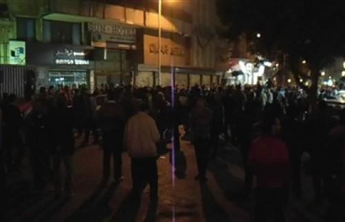 وصول مسيرة طلعت حرب لمجلس الشورى