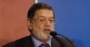 الدكتور ثروت الخرباوى القيادى المنشق عن جماعة الإخوان المسلمين