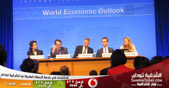 تقرير صندوق النقد عن مصر