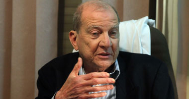 محمد أبو الغار رئيس الحزب الديمقراطى الاجتماعى