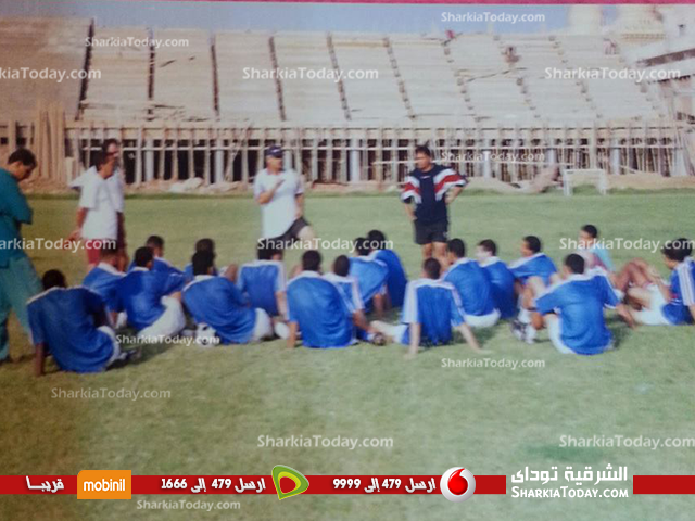 حسن شحاته ونادي الشرقية
