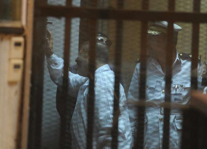 مرسي القفص