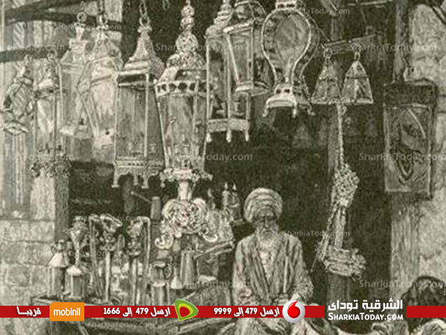 اقدم فانوس بمصر
