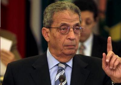 عمرو موسي ر