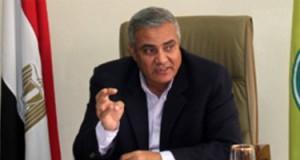 المهندس عصام بدوى رئيس جهاز مدينة العاشر من رمضان