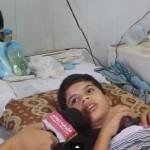 بالفيديو : أحد أطفال غزة المصابين بمستشفيات الشرقية : شاهدت أصدقائي متقطعين تحت الأنقاض