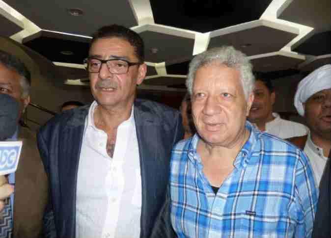 مرتضي منصور و محمود طاهر