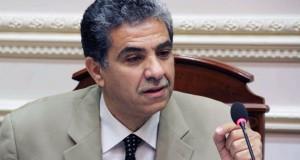 خالد فهمى وزير البيئة