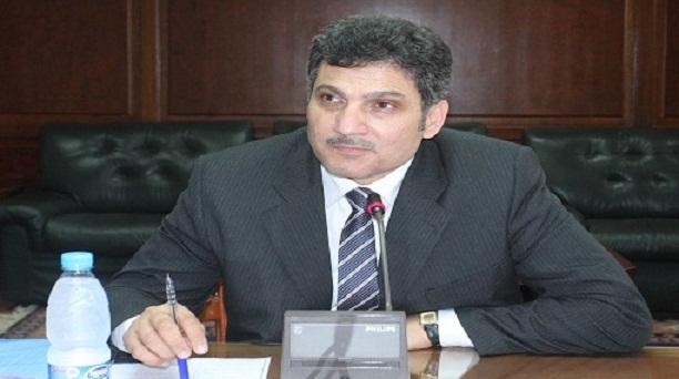الدكتور-حسام-مغازى،-وزير-الموارد-المائية-والرى