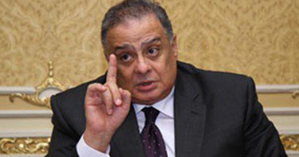 المستشار-إبراهيم-الهنيدى-وزير-العدالة-الانتقالية