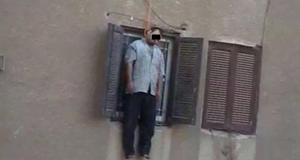 انتحار شاب شنقا علي شرفة منزله بالعاشر من رمضان