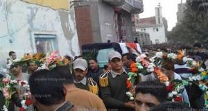 تشيعجثمان شهيد الشرطة بالأمن الوطنى بمنيا القمح22
