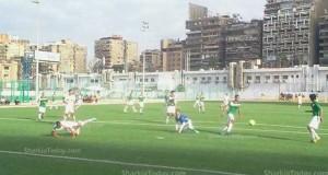 فريق الشرقية للناشئين يخسر من الزمالك بربعاية مقابل هدفين (3)