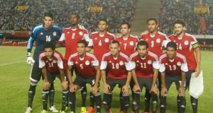 المنتخب المصرى