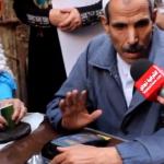 بالفيديو : افراح أمام الأفران بالشرقية بعد تطبيق منظومة الخبز الجديدة