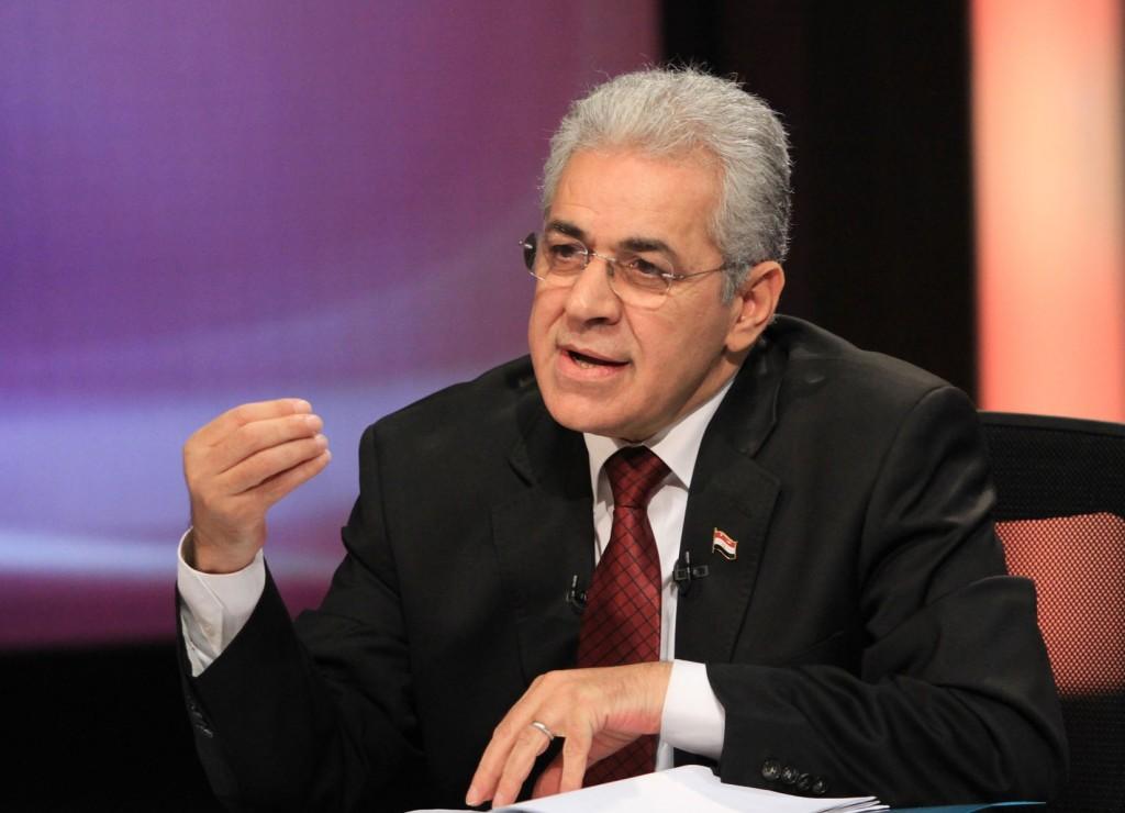 حمدين صباحي
