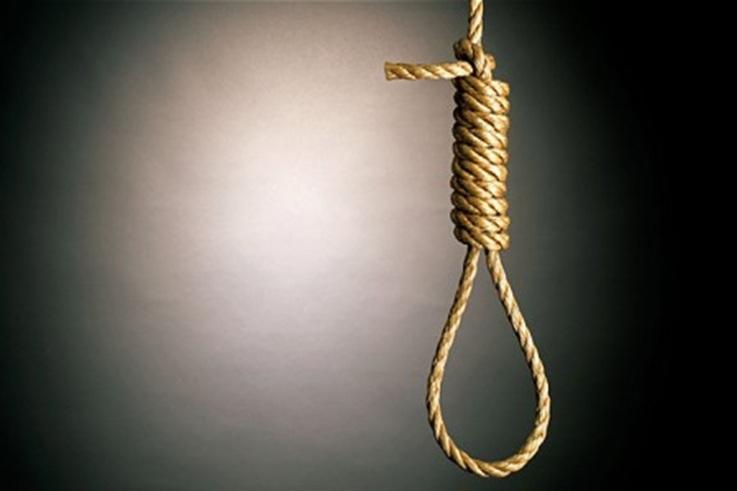حكم الإعدام شنقا'