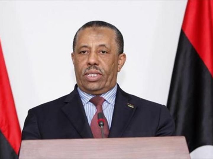 رئيس الوزراء الليبي