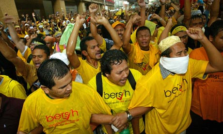 Malaysian-activists-in-Be-007