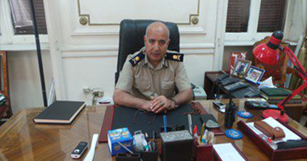 مدير الأمن بالشرقية اللواء مليجى فتوح