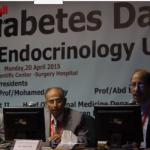 بالفيديو   فريق سيجما ينظم ندوة بعنوان «يوم السكر الأول لوحدة الغدد الصماء » بجامعة الزقازيق