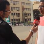 بالفيديو :ماذا كان رد فعل شباب الشرقية بعد عرض المحافظ وظائف لهم