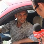 بالفيديو | اراء المواطنين والسائقين على قرار تسعيرة التاكسى الجديدة بمدينة الزقازيق