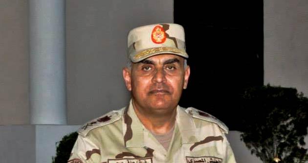 الفريق أول «صدقي صبحي» وزير الدفاع والإنتاج الحربي