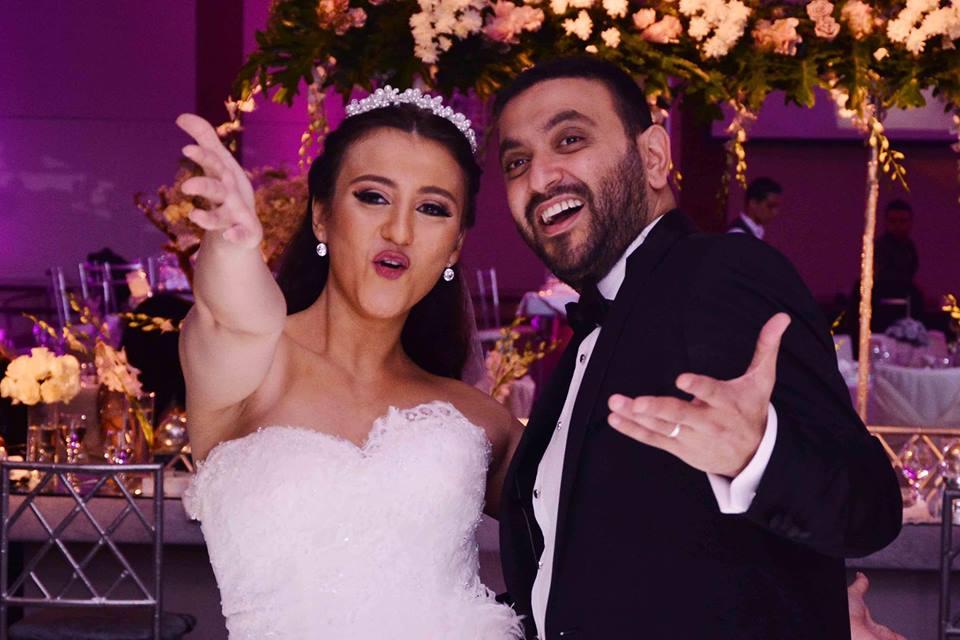 حفل زفاف كريم محسن