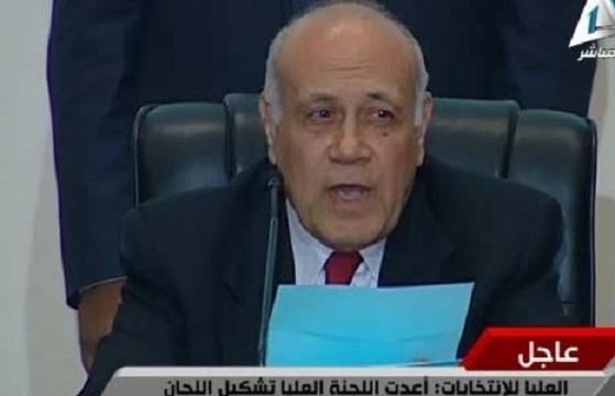 المستشار-أيمن-عباس،-رئيس-اللجنة-العليا-للانتخابات