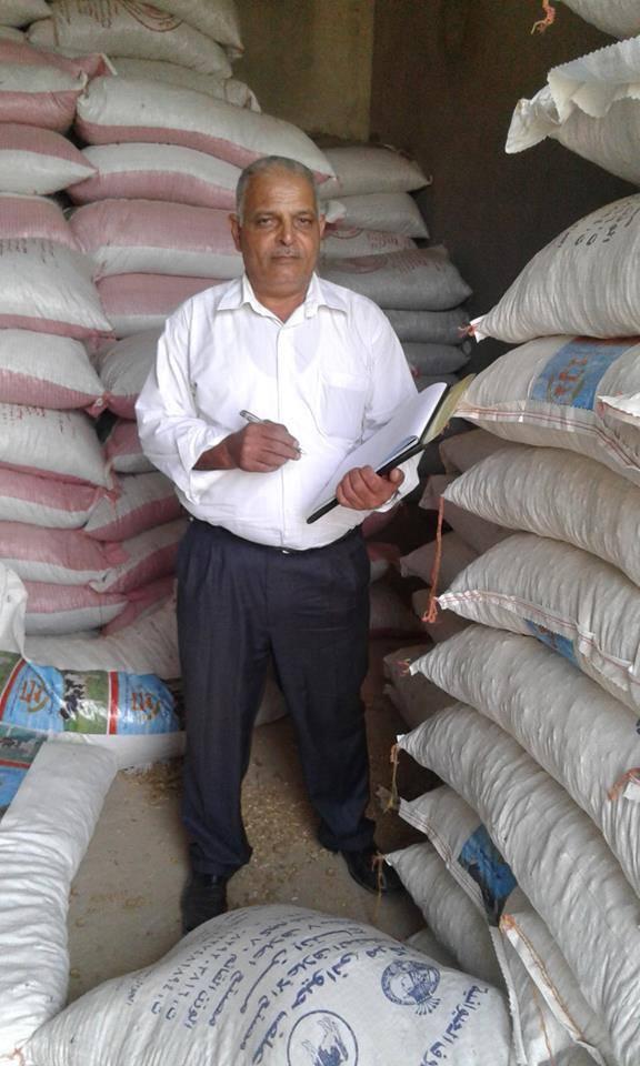 ضبط شونة ومخزن أسمدة وأعلاف يعملان دون الحصول على ترخيص من وزارة الزارعة (1)