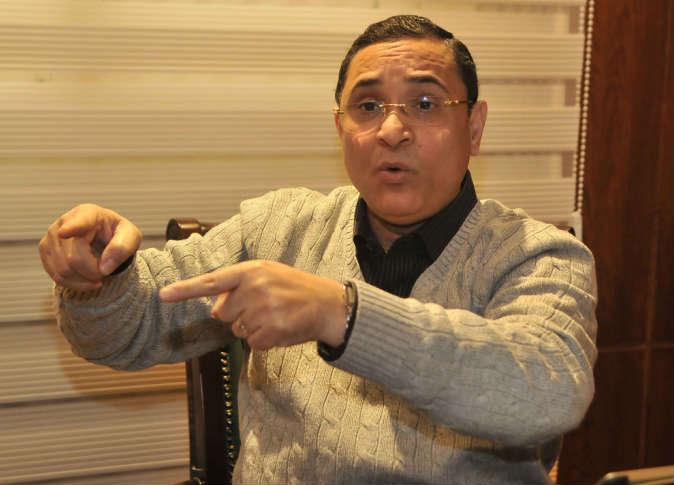 عبد الرحيم علي من خرج فى 30 يونيو هم عبيد للشعب المصري وليس لأمريكا وإيران