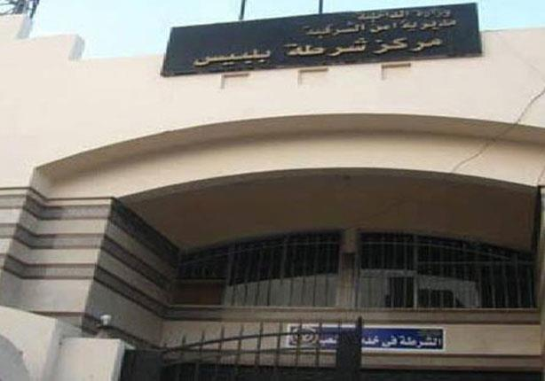 إضراب مخبري شرطة بلبيس اعتراضا على حبس زميلهم