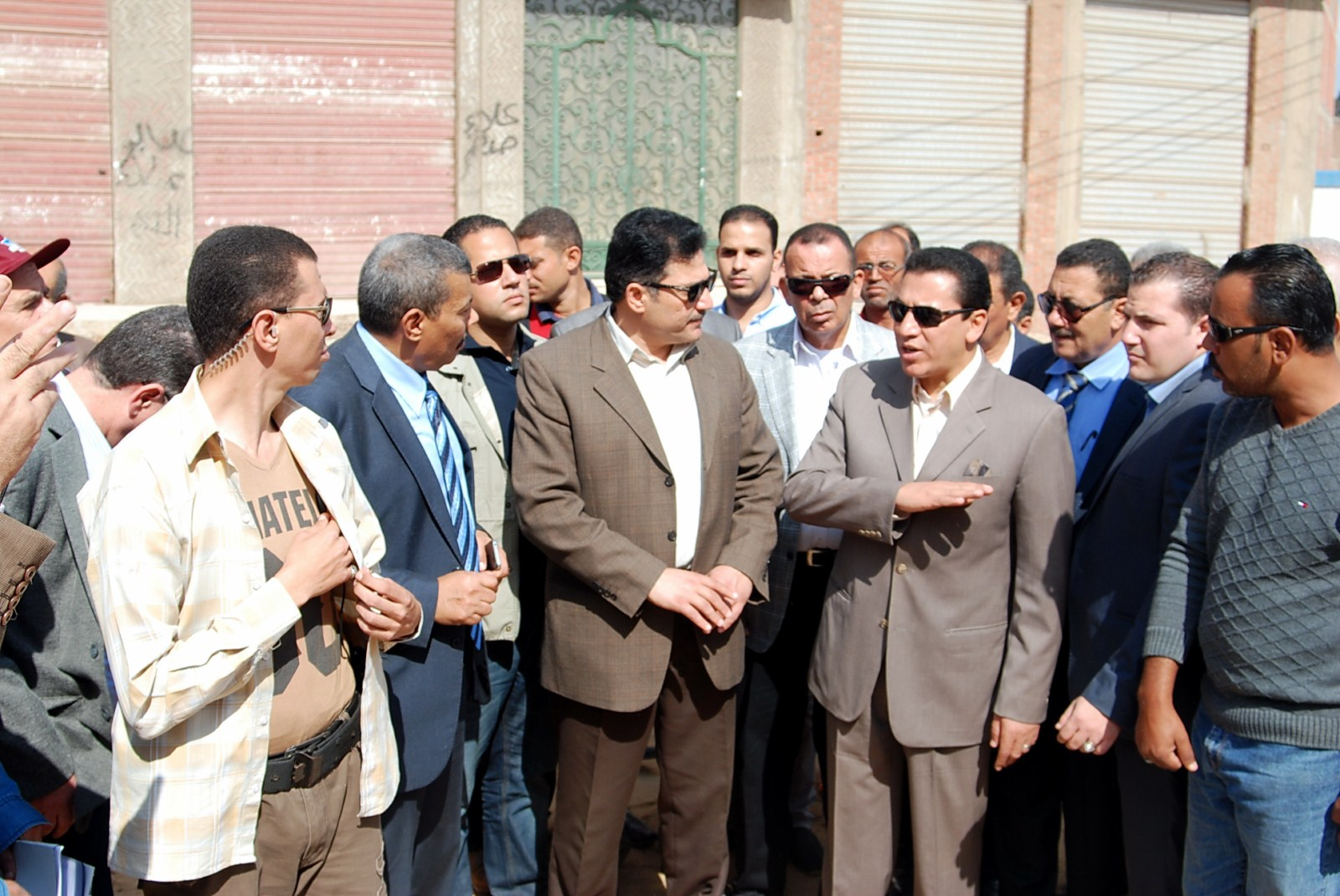 تعرف على تفاصيل زيارة وزير الري لمحافظة الشرقية (4)