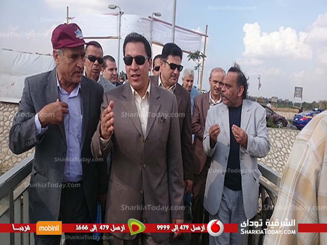 تعرف على تفاصيل زيارة وزير الري لمحافظة الشرقية (5)