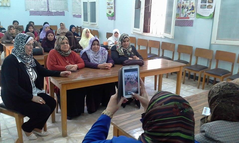 زراعة الشرقية تحتفل باليوم العالمي للعنف ضد المرأة (3)