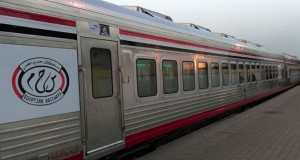 6 قطارات جديدة  في مصر