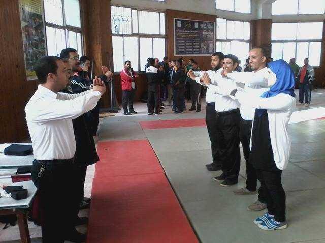 حصول فريق كونغ فو الشرقية على الترتيب الأول بمرحلة تحت ١٨سنة (2)