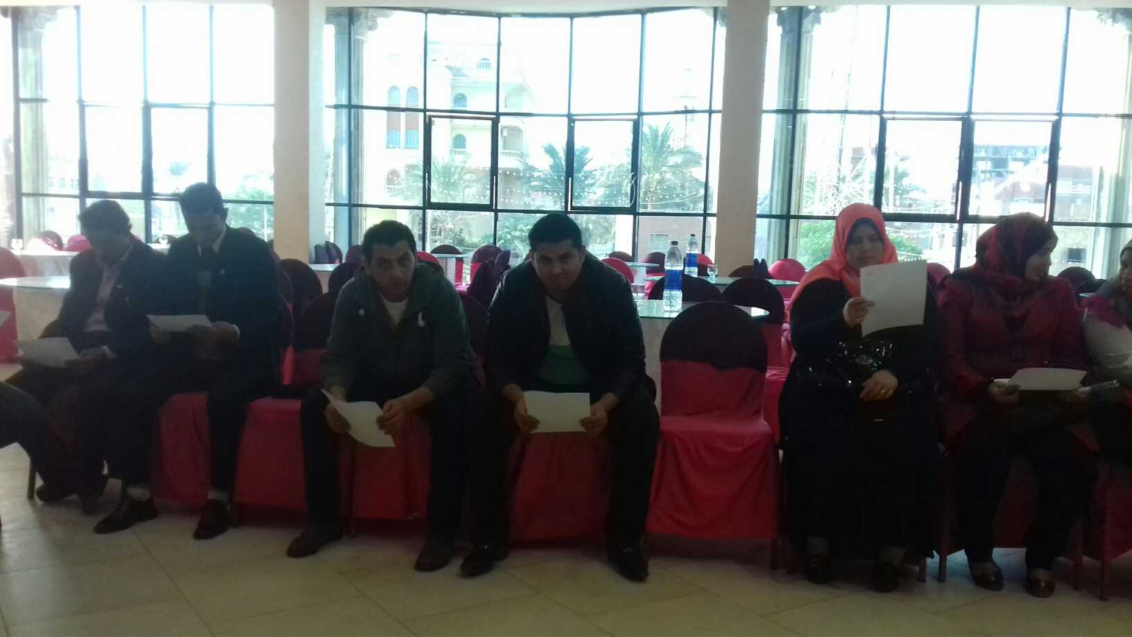 حملةالمحليات للشباب تقيم دورات على المحليات بديرب نجم (1)