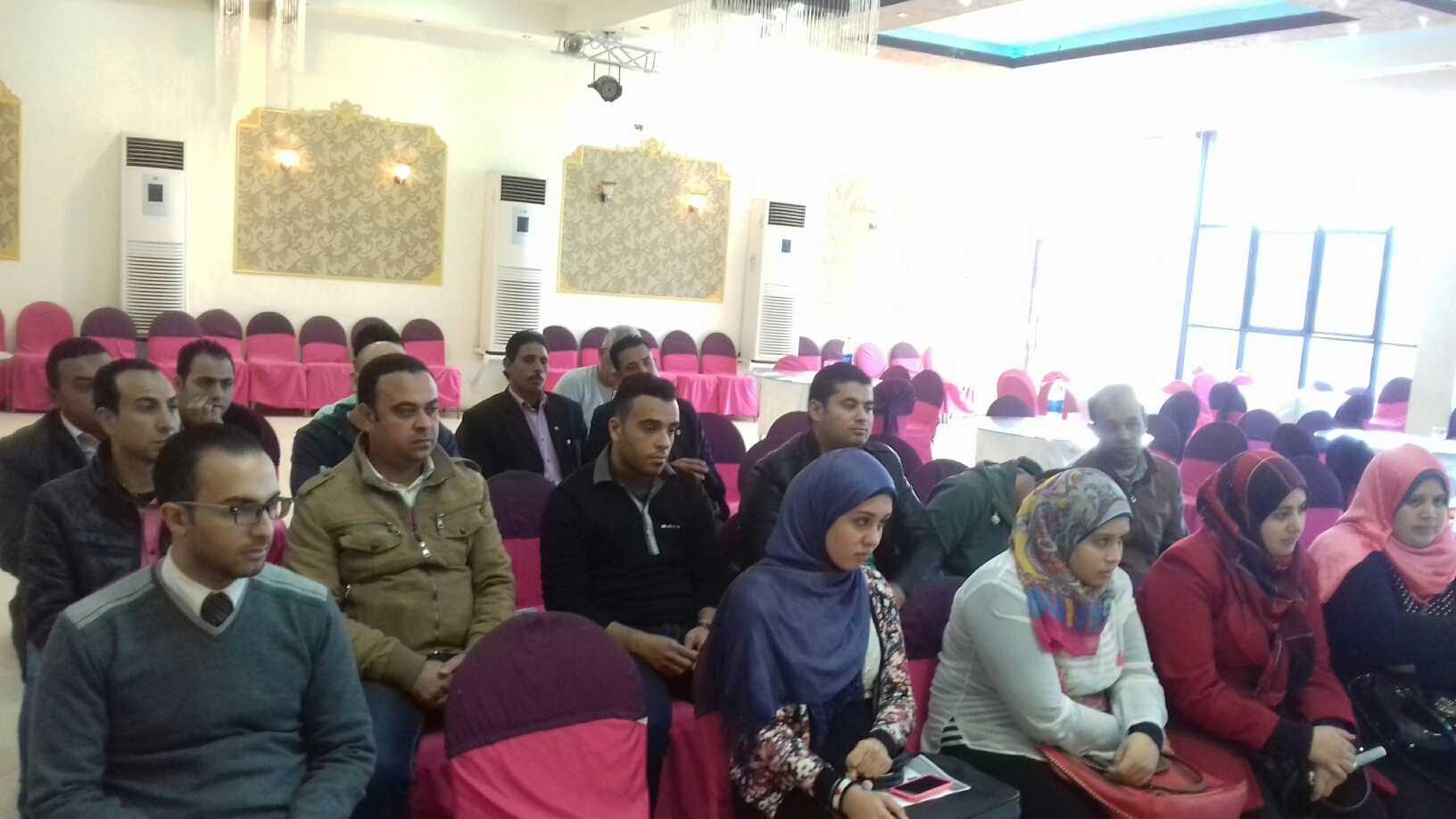حملةالمحليات للشباب تقيم دورات على المحليات بديرب نجم (3)